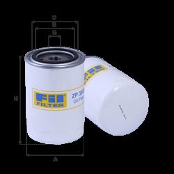 ZP3502 - Filtru ulei
