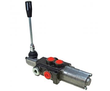 Distribuitor hidraulic cu o maneta 40L, o sectiune cu flotant