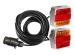 Set lampi remorca LED cu magnet si cablaj 7,5m