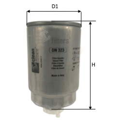 DN 323 - Filtru combustibil