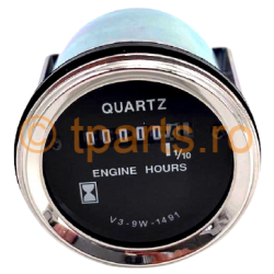 Ceas ore functionare 52mm