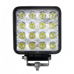 874/11/TP - Lampa LED (16*3W) 12-24V, 3520LM, SPOT