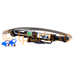 TYP87.008 - Tirant central hidraulic 60cm 3T